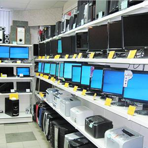 Компьютерные магазины Большого Пикино