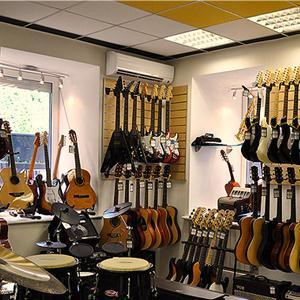 Музыкальные магазины Большого Пикино