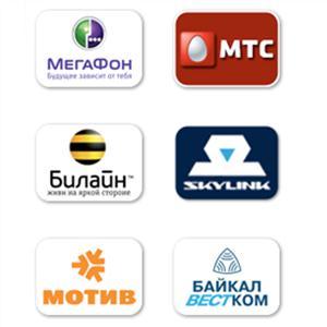 Операторы сотовой связи Большого Пикино