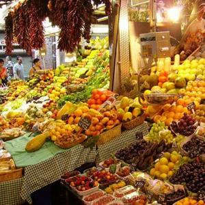 Рынки Большого Пикино