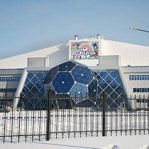 Спортивные комплексы Большого Пикино