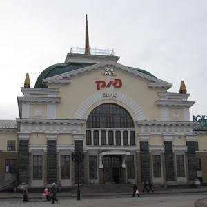 Железнодорожные вокзалы Большого Пикино